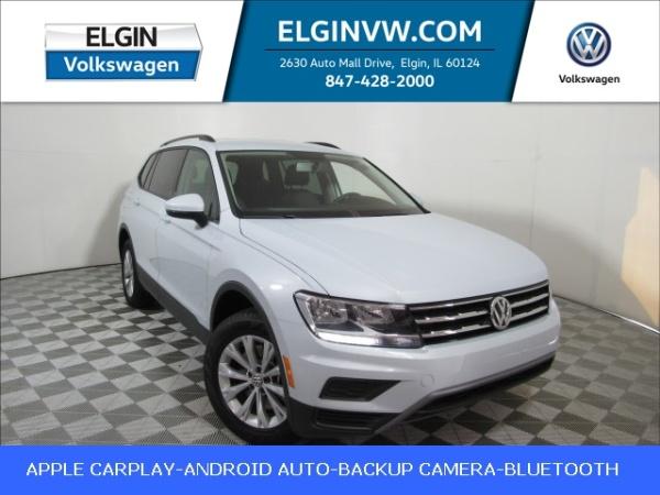 2018 Volkswagen Tiguan in Elgin, IL