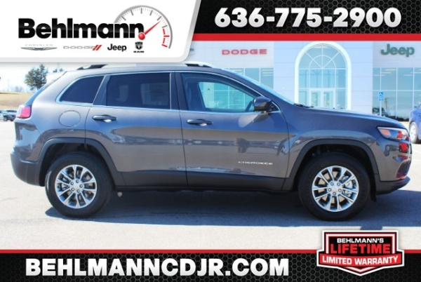 2019 Jeep Cherokee in Troy, MO