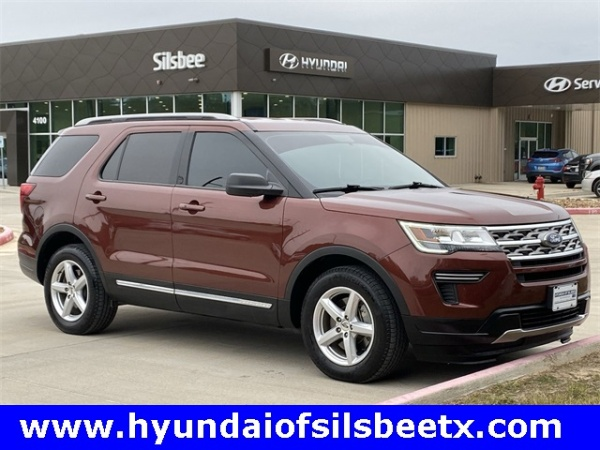 2018 Ford Explorer in Silsbee, TX