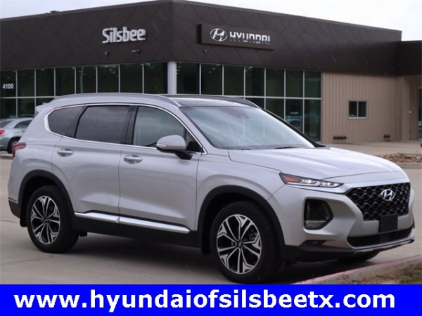 2020 Hyundai Santa Fe in Silsbee, TX