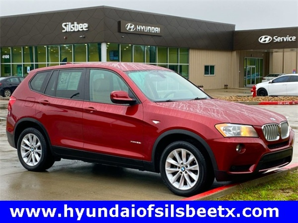 2014 BMW X3 in Silsbee, TX