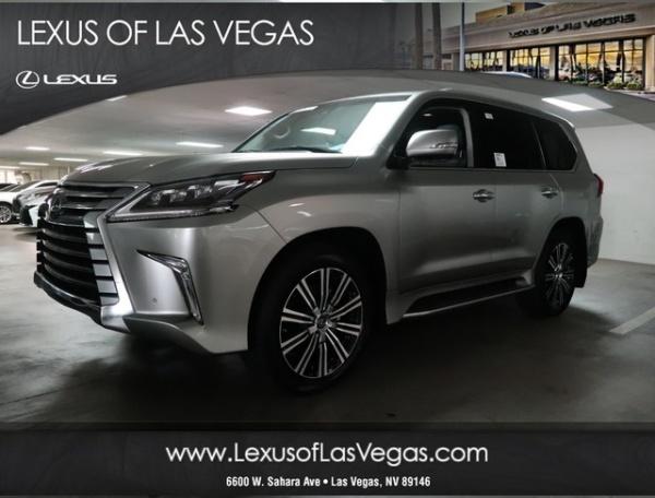 2019 Lexus LX in Las Vegas, NV