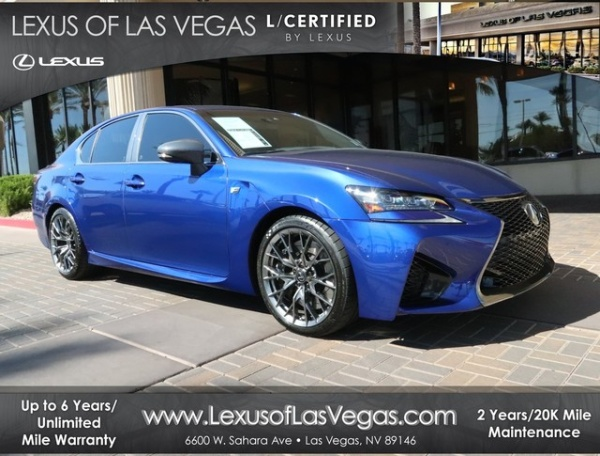 2019 Lexus GS in Las Vegas, NV