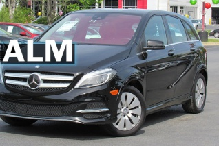 2016 Mercedes Benz B Cl Hatchback Electric Drive For In Kennesaw Ga