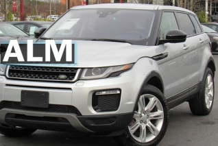 Used 2016 Land Rover Range Rover Evoque For Sale 156 Used 2016
