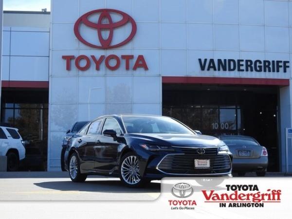2020 Toyota Avalon in Arlington, TX