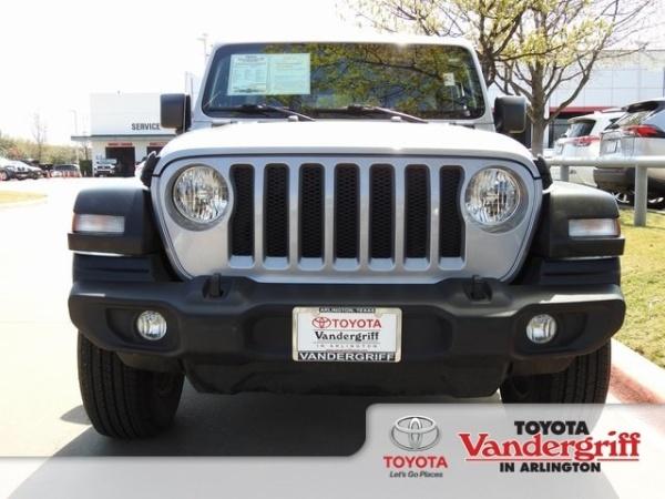 2019 Jeep Wrangler in Arlington, TX
