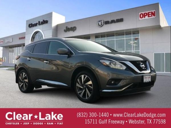 2017 Nissan Murano in Webster, TX