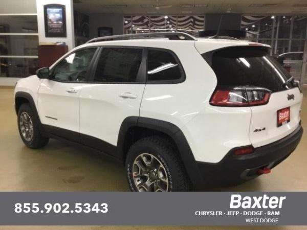2020 Jeep Cherokee in Omaha, NE