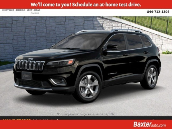 2020 Jeep Cherokee in Omaha, NE