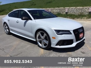 Used Audi Rs 7s For Sale Truecar