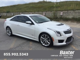 Used Cadillac Ats V Coupes For Sale Truecar