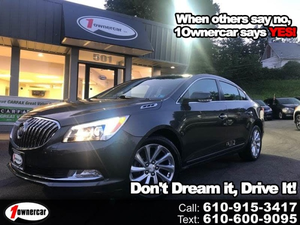 2016 Buick LaCrosse in Clifton Heights, PA