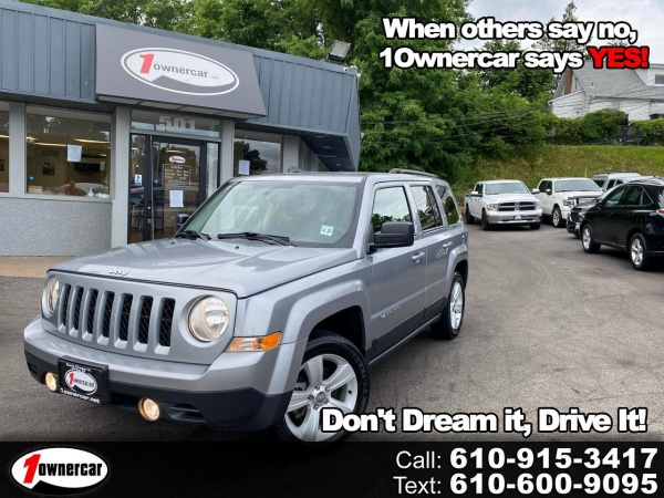 2017 Jeep Patriot in Clifton Heights, PA
