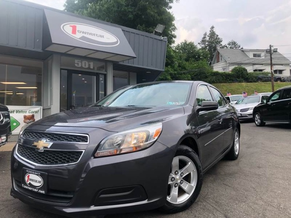 2013 Chevrolet Malibu in Clifton Heights, PA