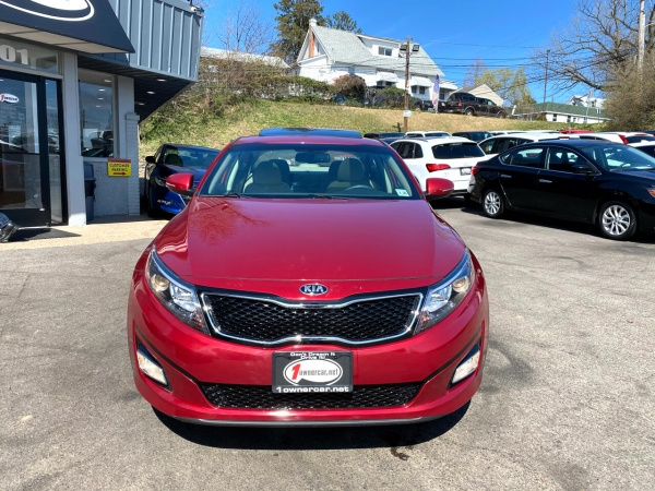 2015 Kia Optima in Clifton Heights, PA