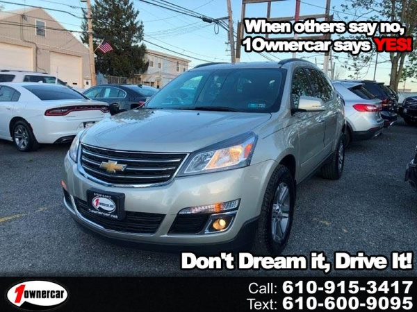 2017 Chevrolet Traverse in Clifton Heights, PA