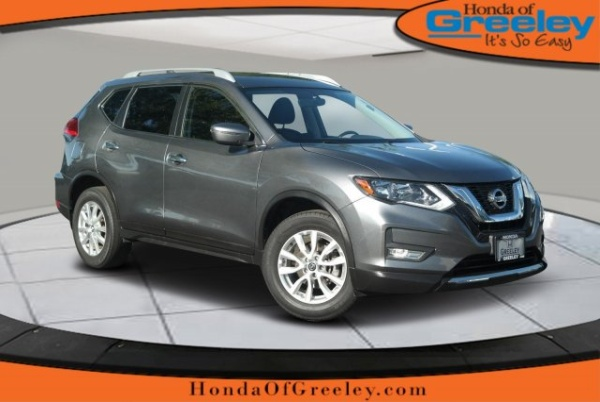 2017 Nissan Rogue in Greeley, CO