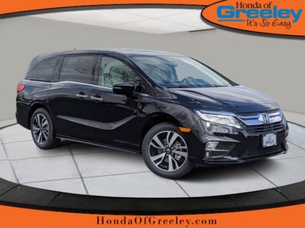 2020 Honda Odyssey in Greeley, CO