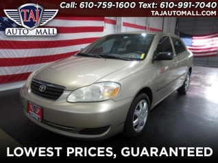 Used 2008 Toyota Corolla CE Automatic For Sale In Bethlehem, PA