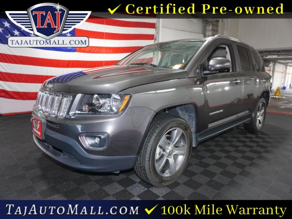 2016 Jeep Compass in Bethlehem, PA