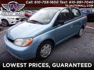Used 2001 Toyota Echo Sedan Automatic For Sale In Bethlehem, PA