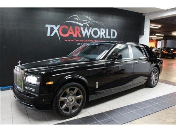 2014 Rolls-Royce Phantom in Dallas, TX