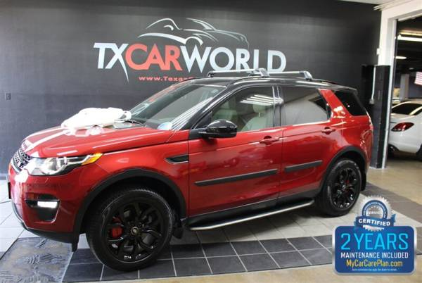 2016 Land Rover Discovery Sport in Dallas, TX