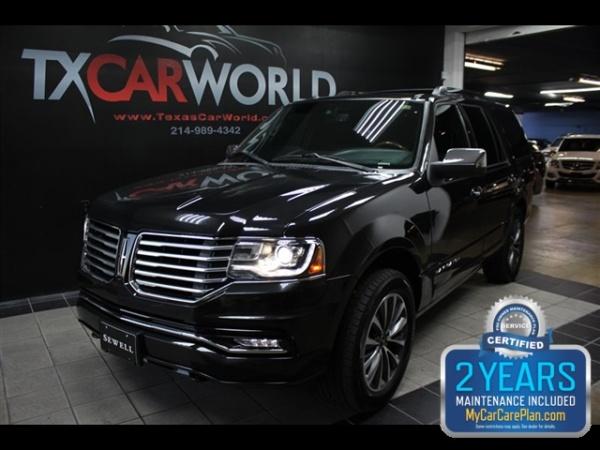 2015 Lincoln Navigator Rwd For Sale In Dallas Tx Truecar