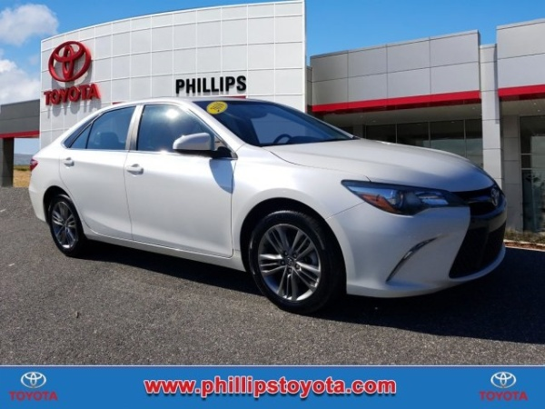 2016 Toyota Camry In Leesburg, FL