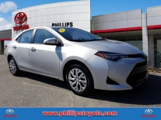 Used 2017 Toyota Corolla LE CVT For Sale In Leesburg, FL