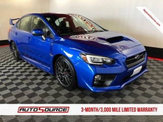 Sti For Sale >> Used Subaru Wrx Stis For Sale Truecar