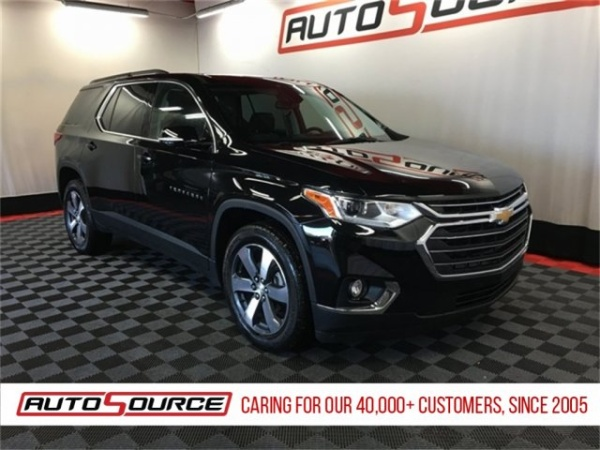 2019 Chevrolet Traverse LT Leather
