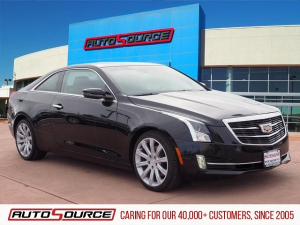 2016 Cadillac ATS in Windsor, CO