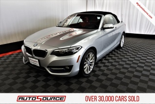 2016 Bmw 2 Series 228i Xdrive Convertible Awd For In Windsor Co