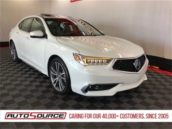 2019 Acura TLX in Windsor, CO