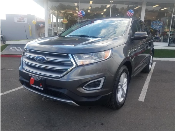 2015 ford edge sel fwd for sale in hayward ca truecar. Black Bedroom Furniture Sets. Home Design Ideas