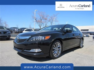 2017 Acura Rlx Fwd With Advance Package For In Duluth Ga