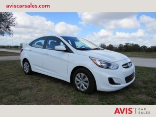 Used 2017 Hyundai Accent SE Sedan Automatic For Sale In Jersey City, NJ
