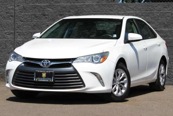 2015 Toyota Camry in Montclair, CA
