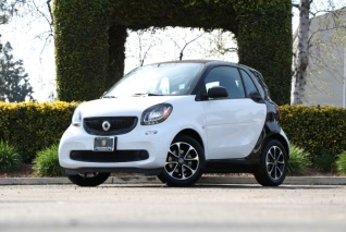 2017 Smart Fortwo Pion Coupe For In Montclair Ca