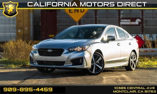 2018 Subaru Impreza in Montclair, CA