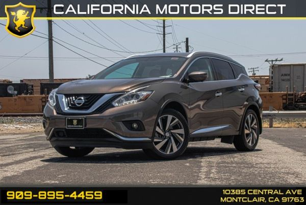 2016 Nissan Murano in Montclair, CA