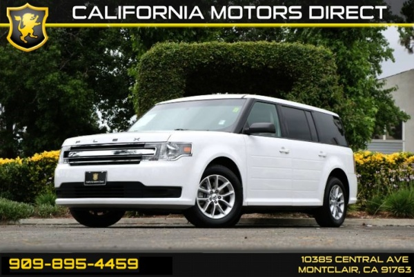 2015 Ford Flex in Montclair, CA