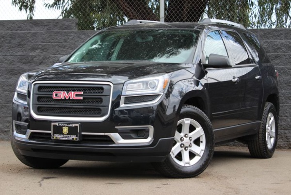2015 gmc acadia sle with sle 2 fwd for sale in montclair ca truecar. Black Bedroom Furniture Sets. Home Design Ideas