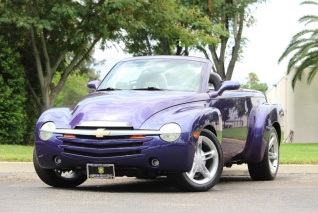 2004 Chevrolet Ssr Ls For In Montclair Ca