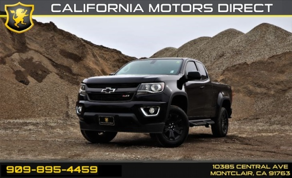 2016 Chevrolet Colorado Z71
