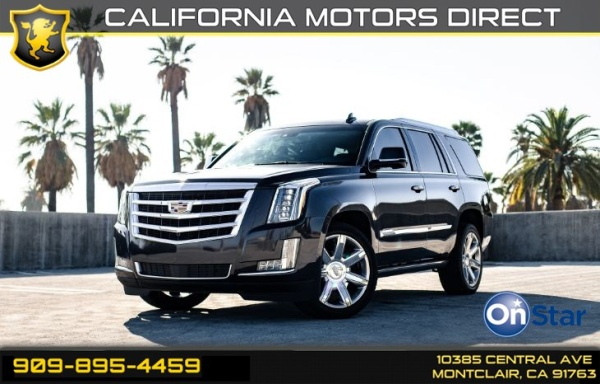 2016 Cadillac Escalade in Montclair, CA