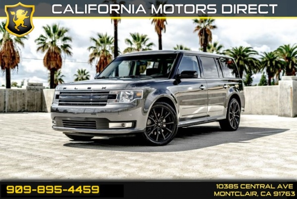 2016 Ford Flex in Montclair, CA