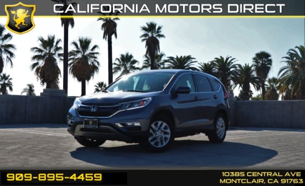 2016 Honda CR-V in Montclair, CA